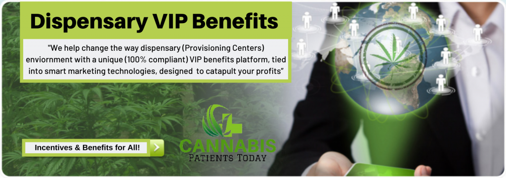Dispensary VIP Benefits